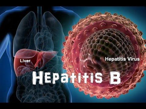 اعراض و علاج التهاب الكبد ب
