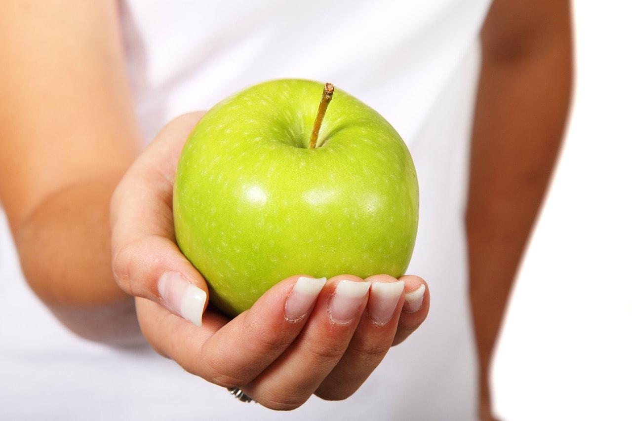 فوائد التفاح للزهايمر