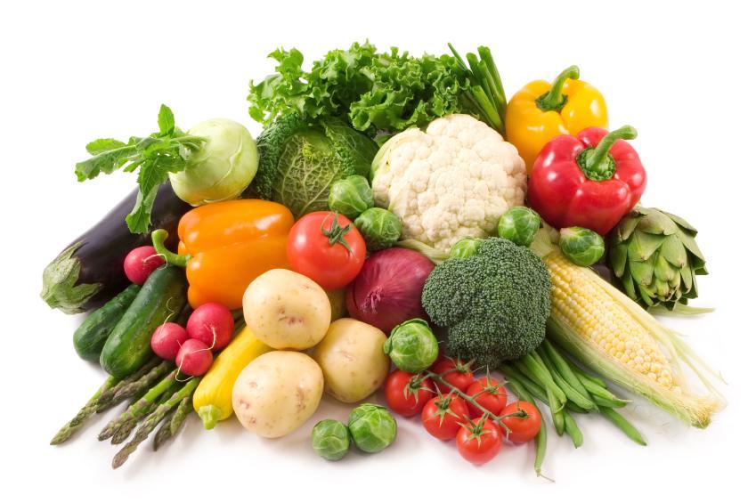 فوائد الخضراوات بشكل عام