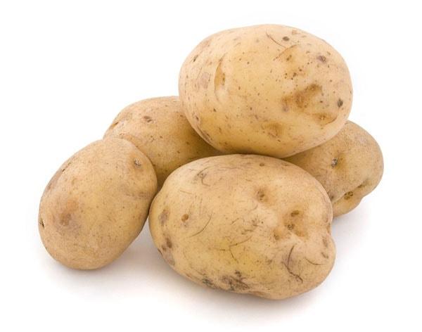 فوائد البطاطا للوجه