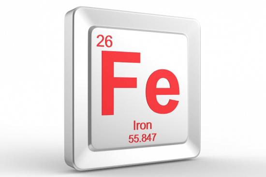 فيتامين الحديد للشعر