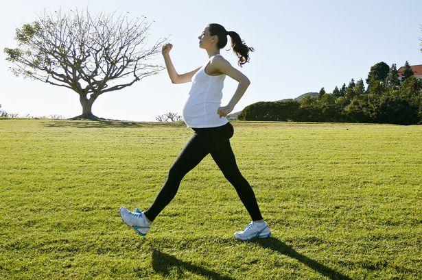 فوائد المشي للحامل للمرأة الحامل