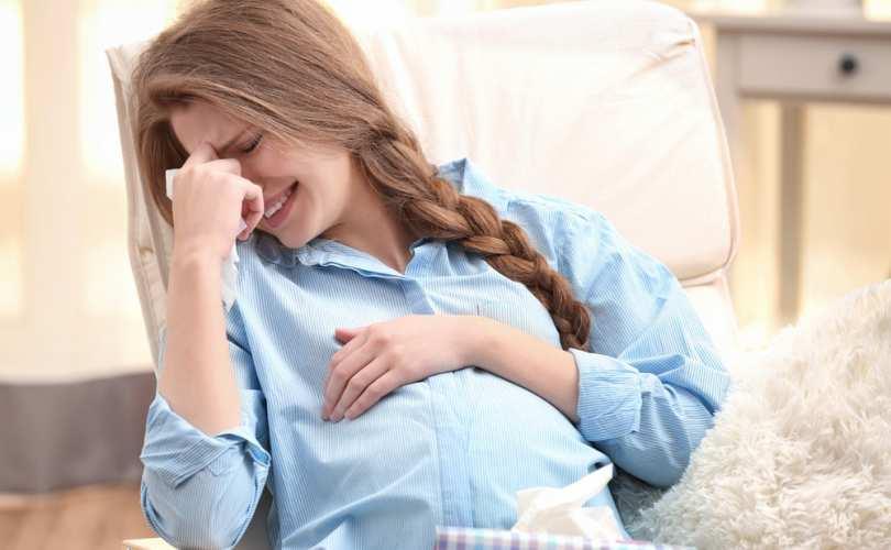 دور الزوج التغيرات على نفسية الحامل