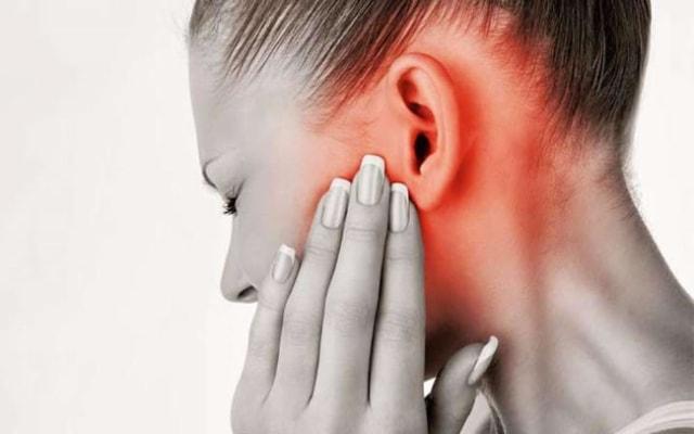 التهاب الاذن الداخلية و علاجه