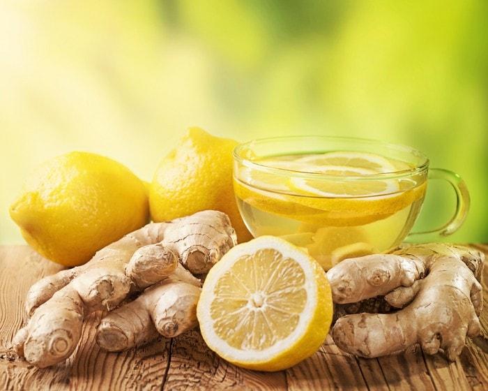 اسرع طريقة للتنحيف في اسبوع الزنجبيل والليمون للتنحيف في اسبوع
