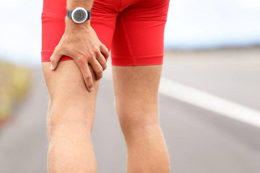 طرق علاج الشد العضلي