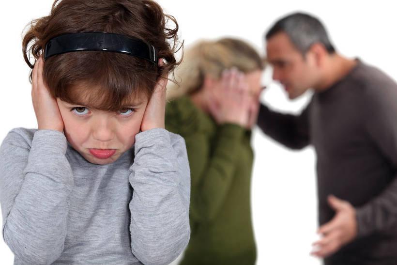كيفية التعامل مع الاطفال بعد الطلاق
