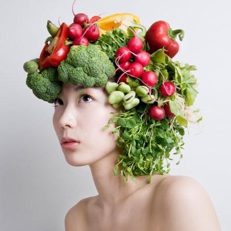 مأكولات مفيدة للشعر و افضل غذاء للشعر