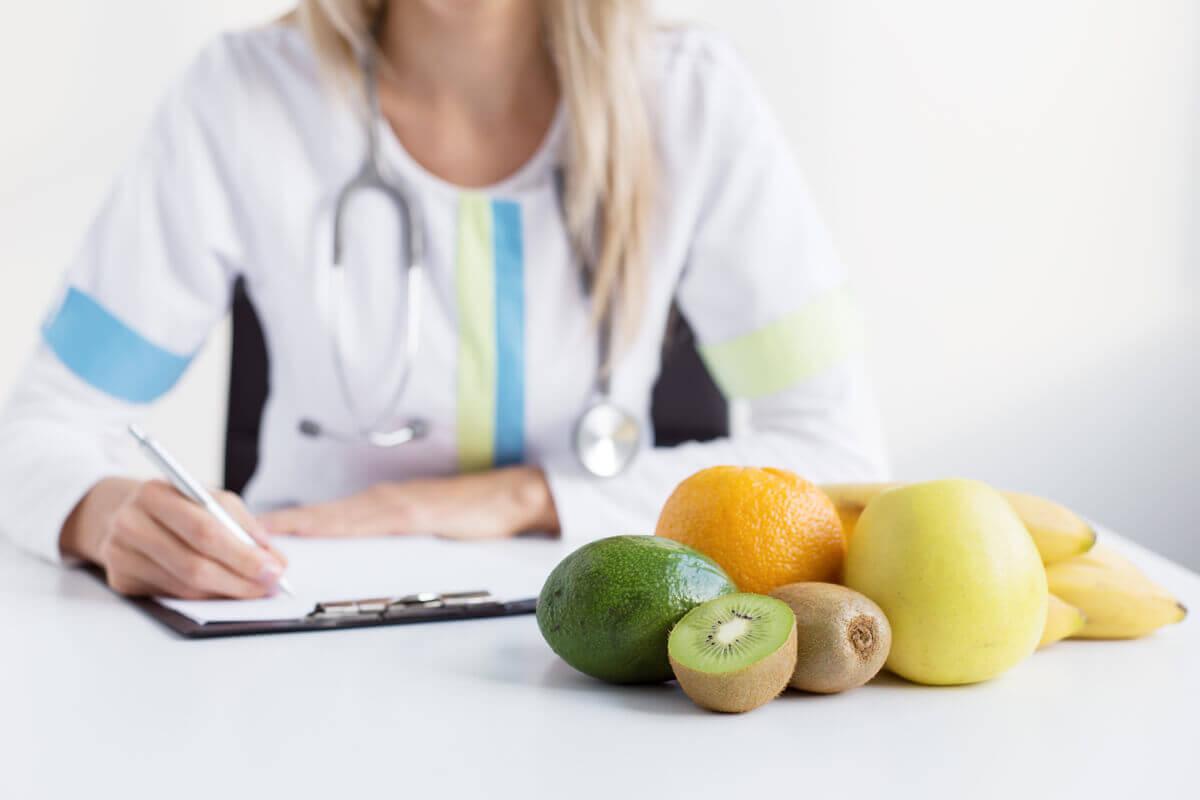 التغذية العلاجية لعلاج الامراض