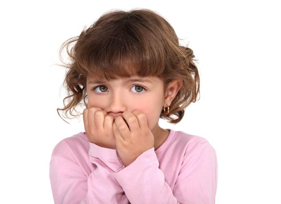 الخوف عند الاطفال حسب العمر