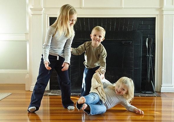 العاب مسلية للاطفال في المنزل