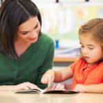 تعليم الاطفال الكلام