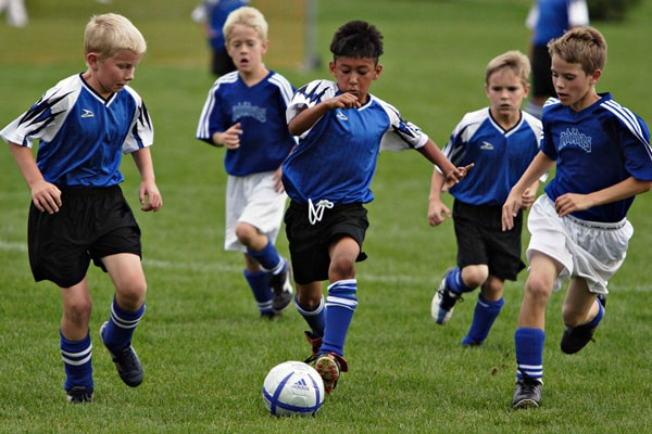 تمارين رياضية للاطفال