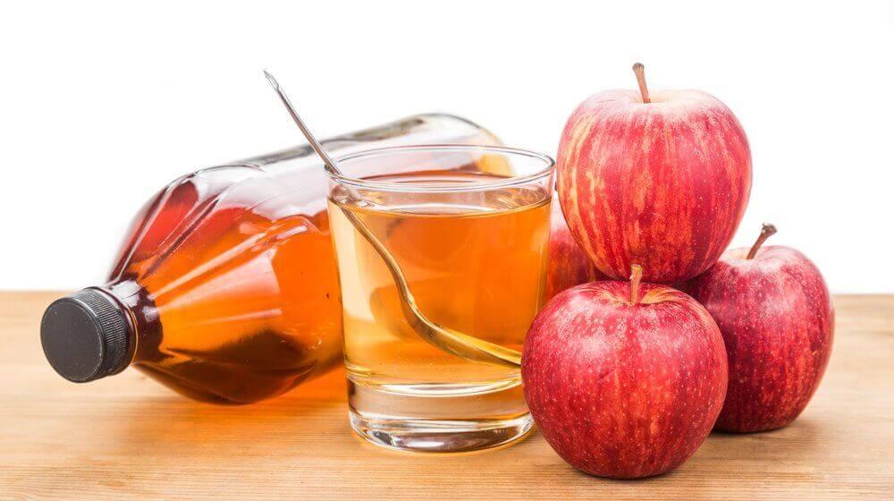 طريقة استعمال خل التفاح للبشرة
