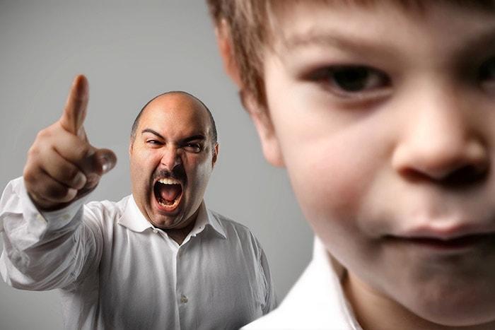 طرق عقاب الطفل
