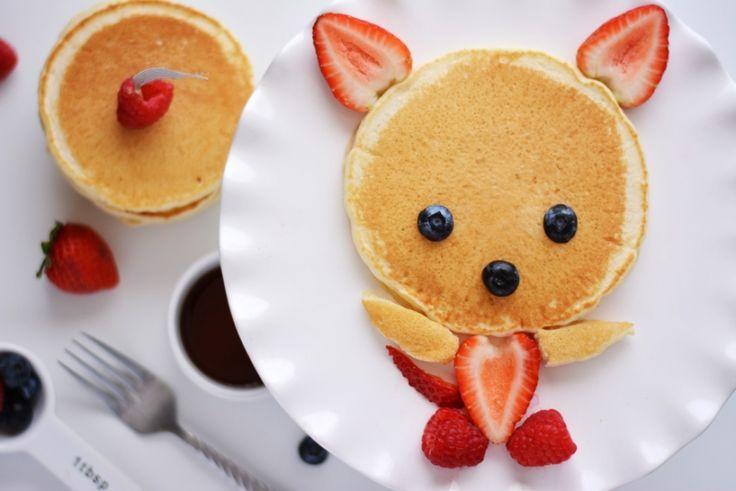 وصفات فطور صحي للاطفال