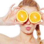 فوائد البرتقال للبشره