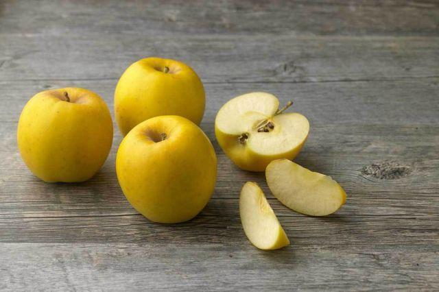 فوائد التفاح الاصفر الصحية