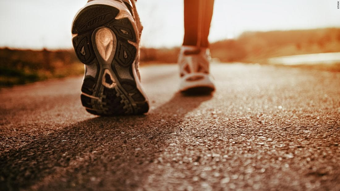 فوائد رياضة المشي للجسم و العقل