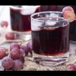 فوائد عصير العنب الاحمر و الاخضر