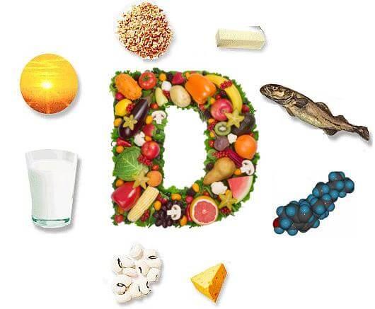 ما هي اهم مصادر فيتامين د