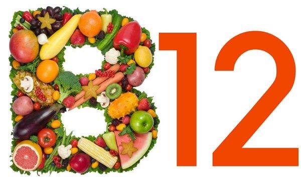 اسباب نقص فيتامين b12