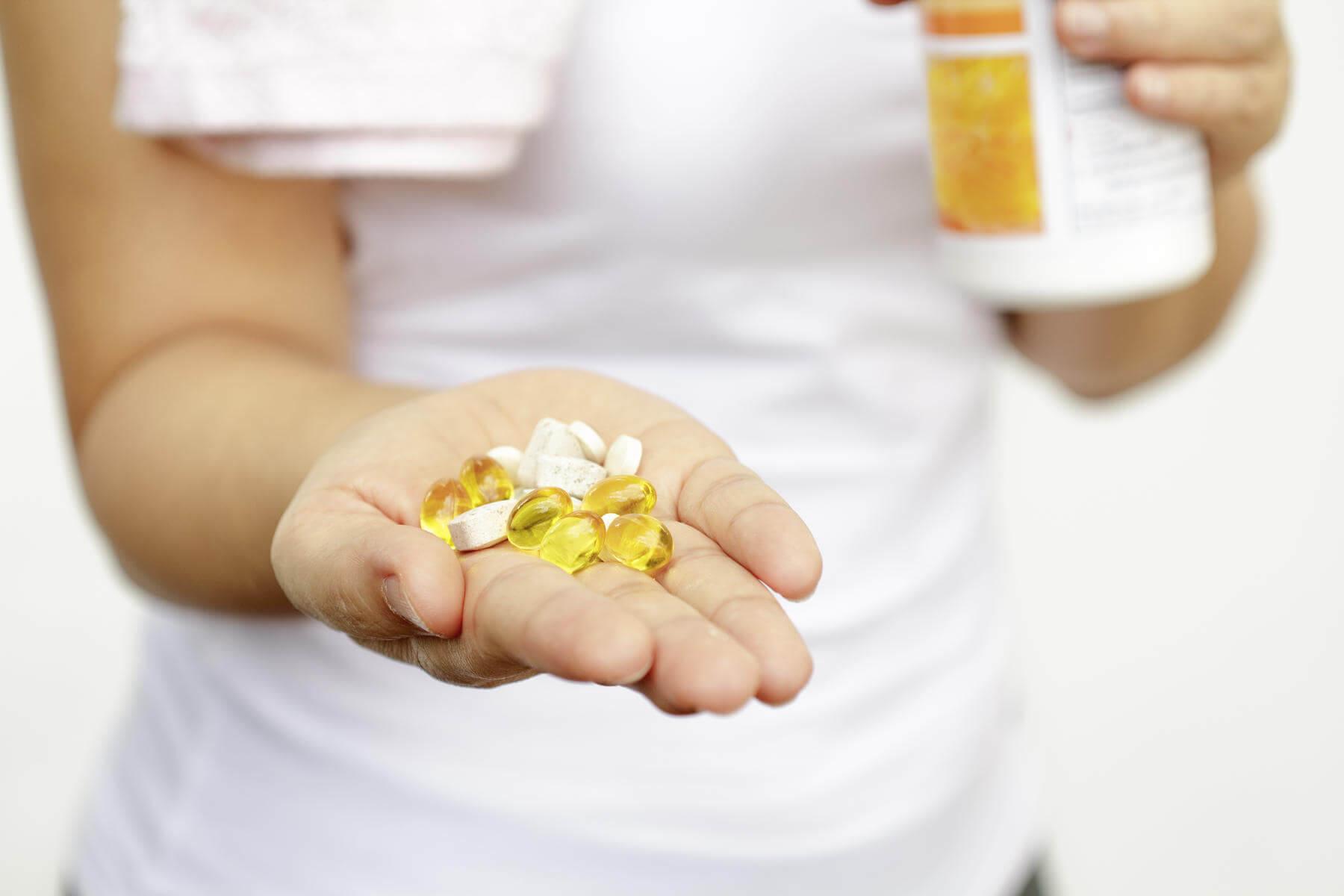 فيتامينات قبل الحمل