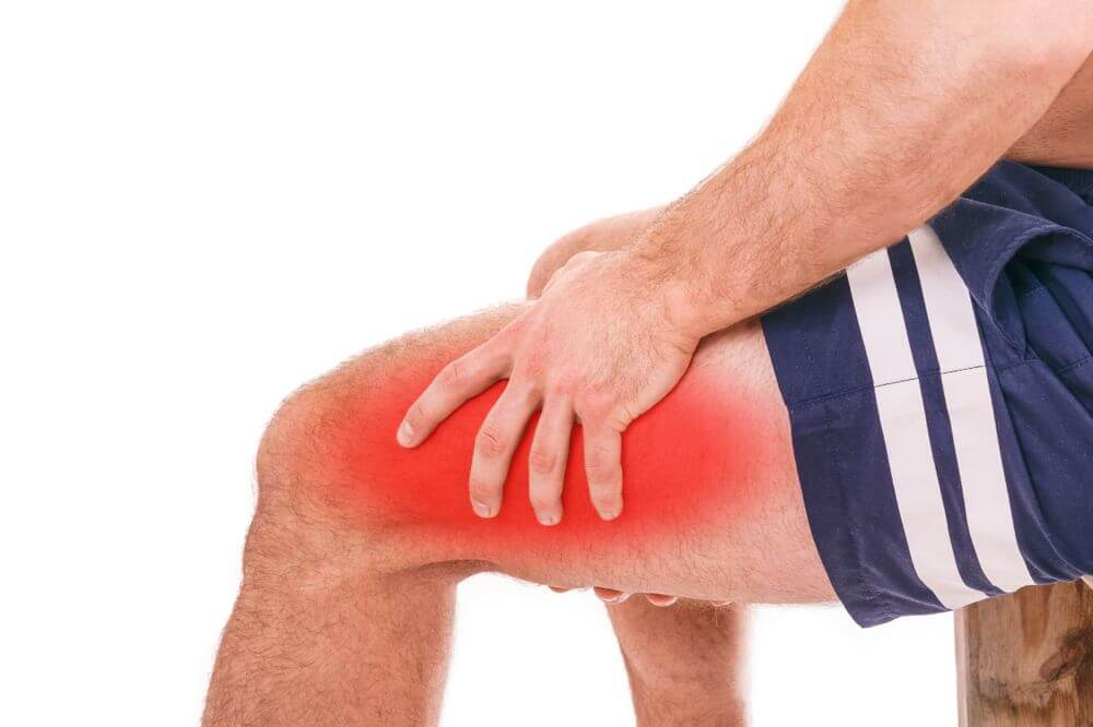 اسباب الشد العضلي
