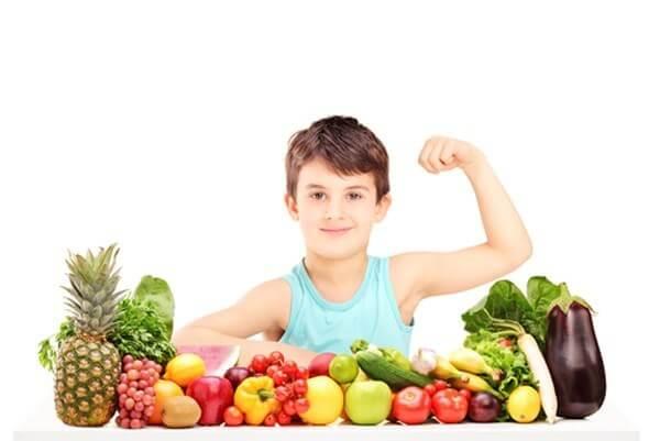 الغذاء الصحي للاطفال والتشجيع على تناوله + وصفات