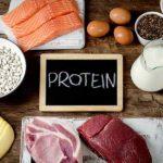 اين يوجد البروتين في الاطعمة