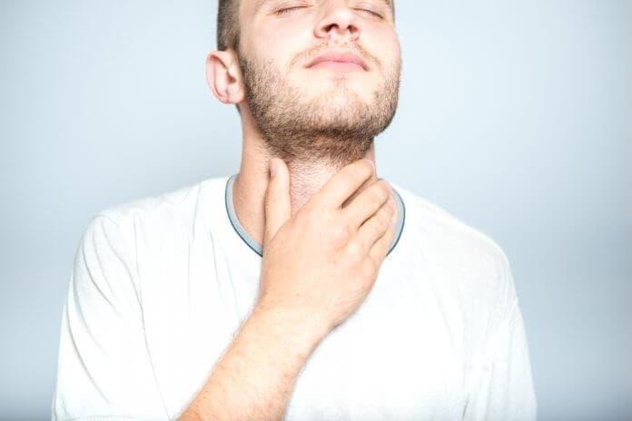 علاج التهاب الحلق