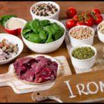 علاج نقص الحديد