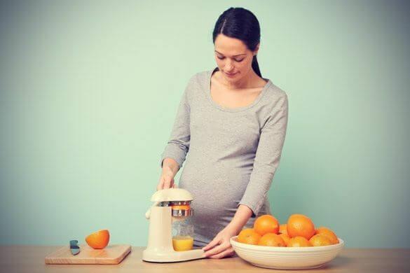 جرعات فيتامين سي للحامل