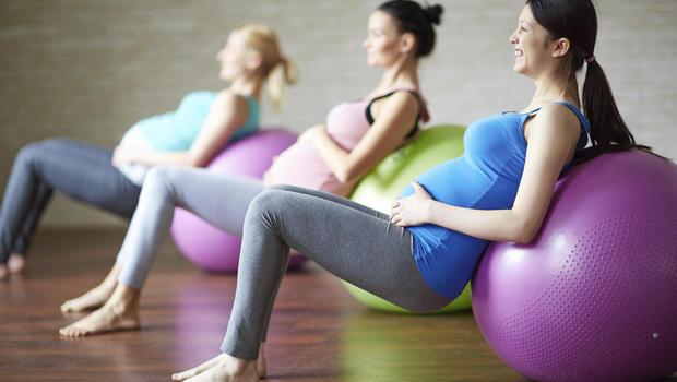 الرياضة للحامل