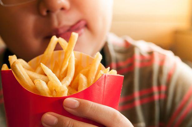 زيادة الوزن عند الاطفال