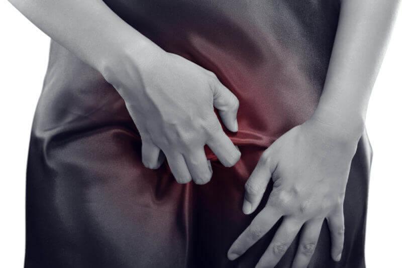 علاج التهابات المهبل في المنزل