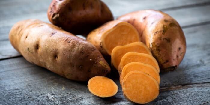 فوائد البطاطا الحلوة للرجيم