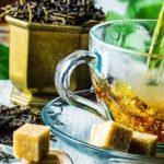 فوائد الشاي الاخضر بالنعناع (بشكل عام)