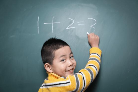 اختبار ذكاء للاطفال
