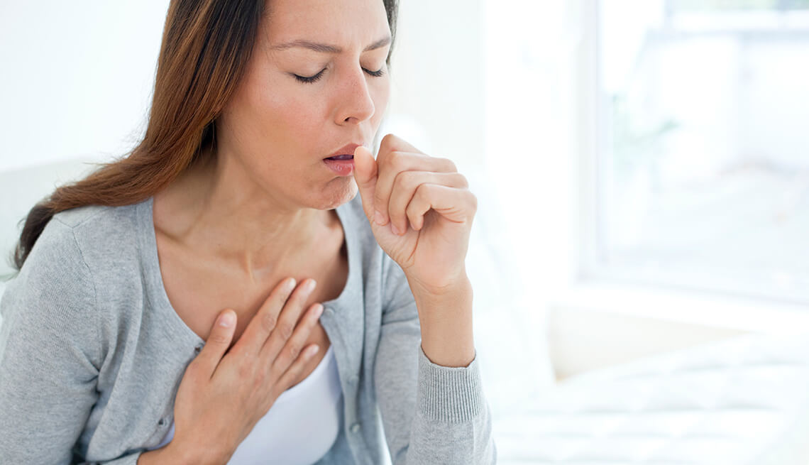 اعراض التهاب الصدر