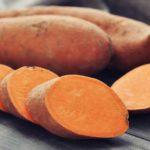 البطاطا الحلوة والسكري