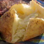 السعرات الحرارية في البطاطا المسلوقة