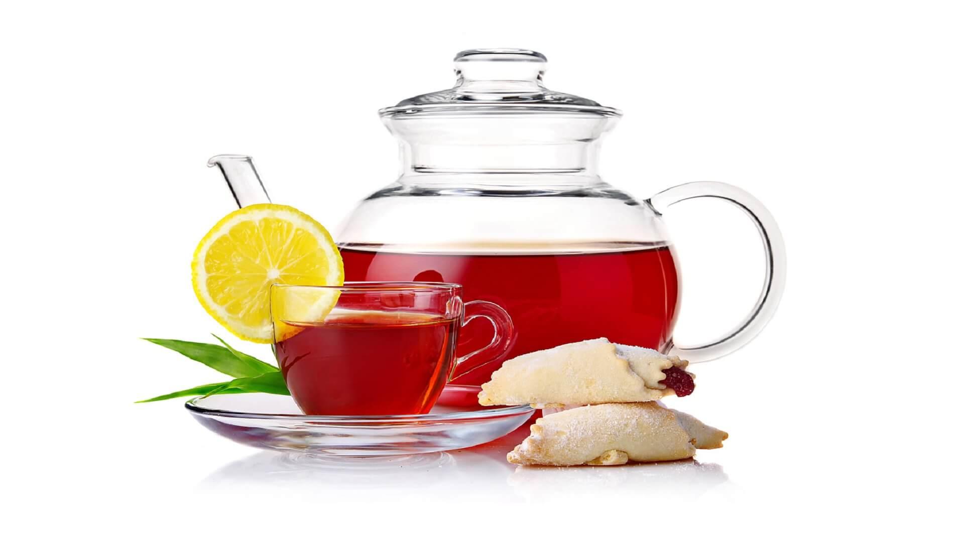 السعرات الحرارية في الشاي الاحمر