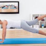 تمارين اللياقة البدنية في المنزل