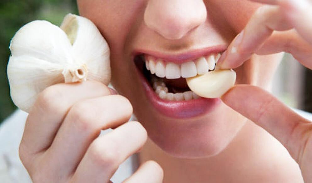 علاج تسوس الاسنان في المنزل