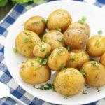 فوائد البطاطا المسلوقة