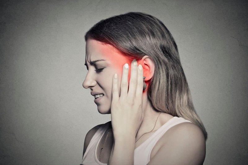التهاب الاذن الوسطى والدوخة