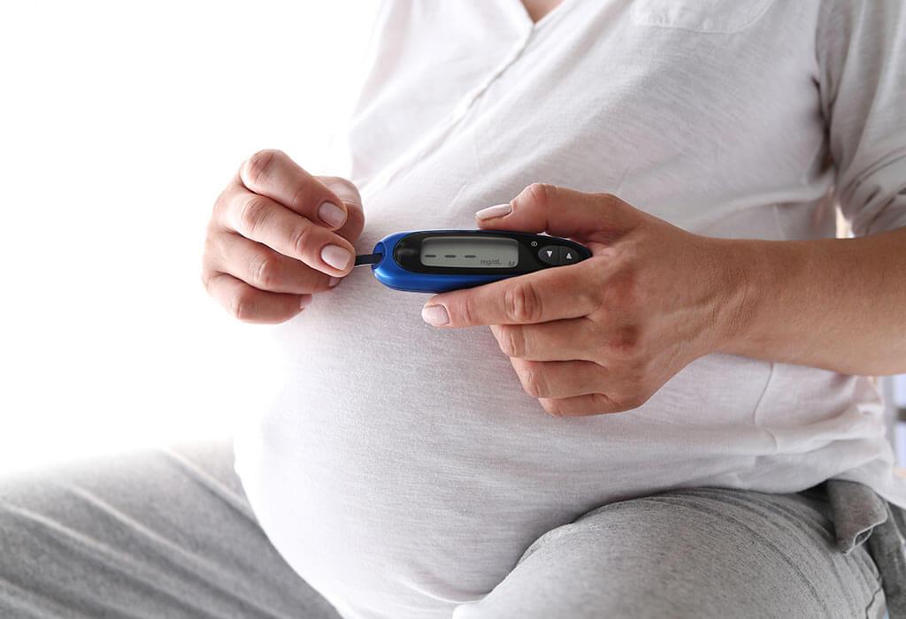 سكر الحمل في الشهر التاسع وعلاجه