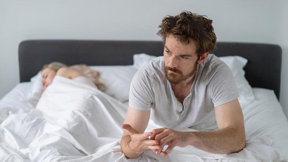 علاج الفتور الجنسي عند الرجل