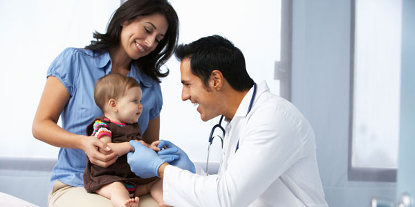 علاج شلل الاطفال